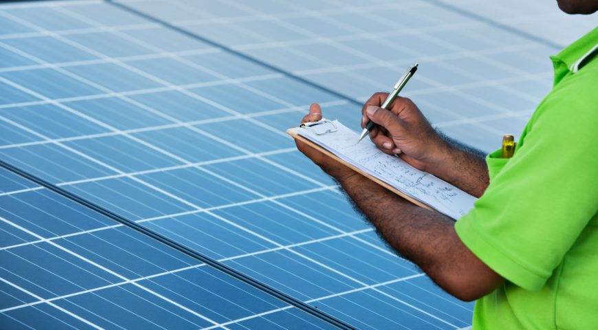 Solar Panel :Generation of Jobs