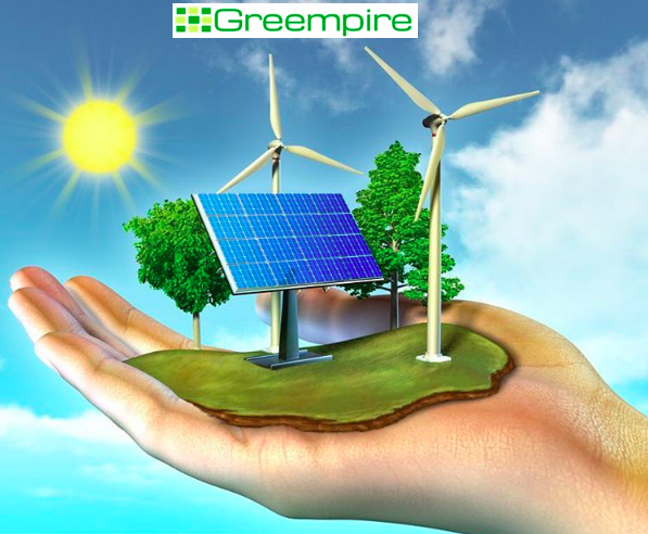 Go Green with Greempower