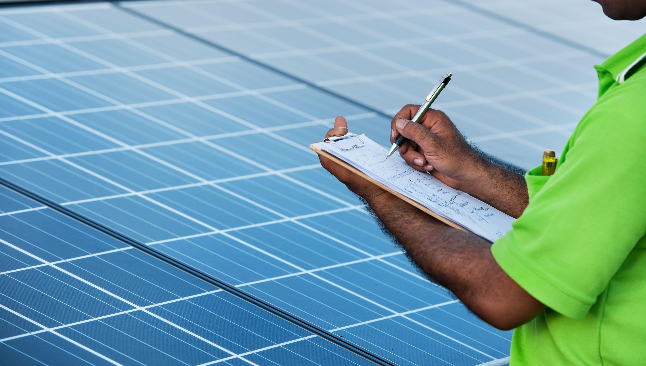 Solar Panel :Generation of Jobs