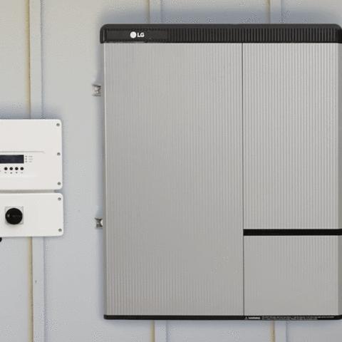 7 – LG RESU10H Installation – Greempower