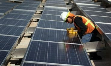 California becomes first state to require solar panels on new homes